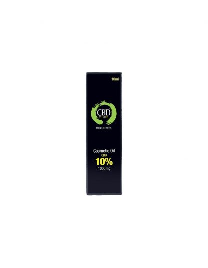 CBD Oil 10% - 10 ML